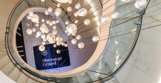 Sheraton Grand – Starwood's New Premier Tier of Sheraton Hotels