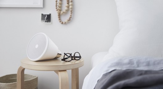 The Smart Cone Wireless Speaker Knows What You Want To Hear