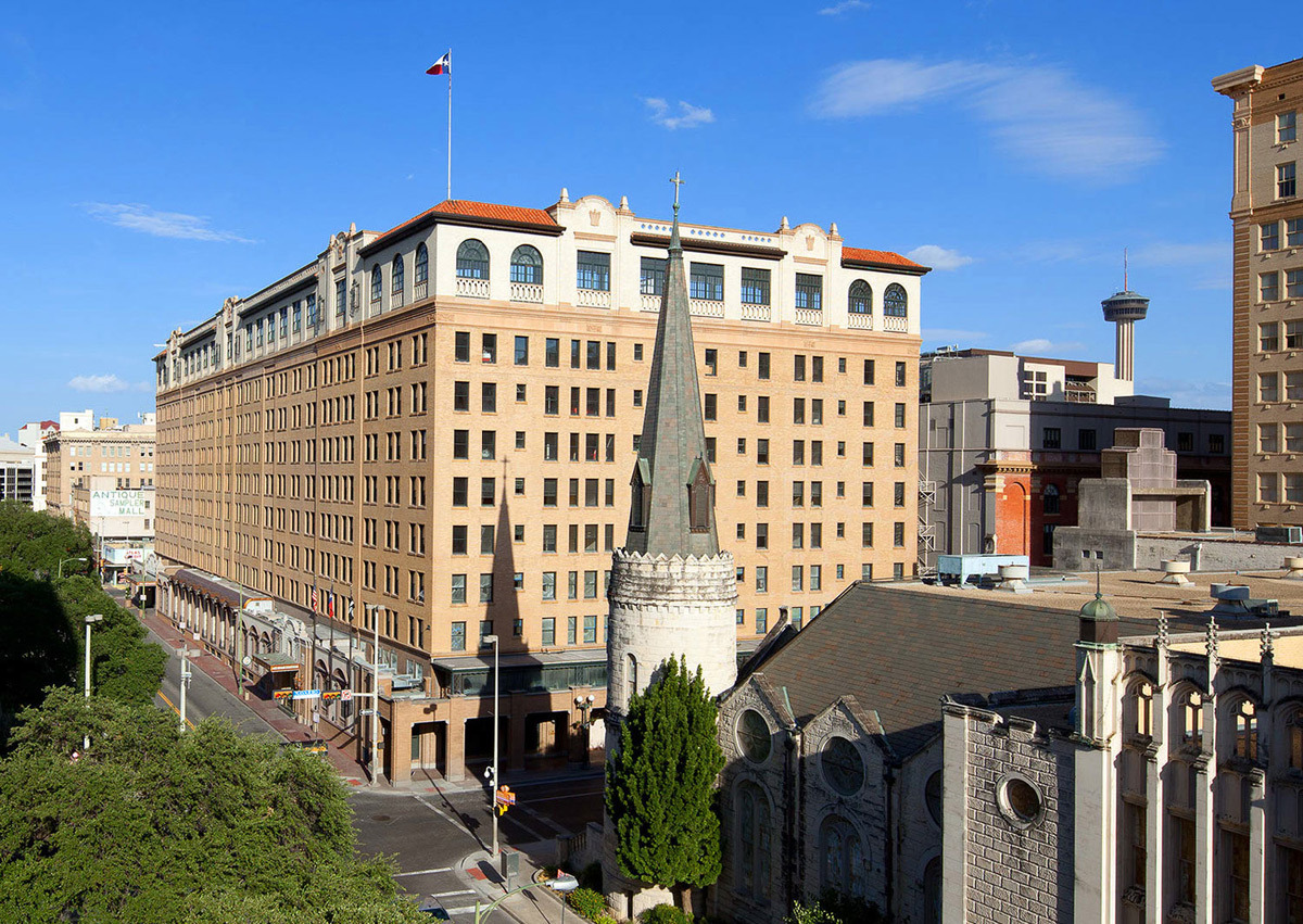 Grandeur Comeback - Multi-Million Renovation Of The St. Anthony Hotel