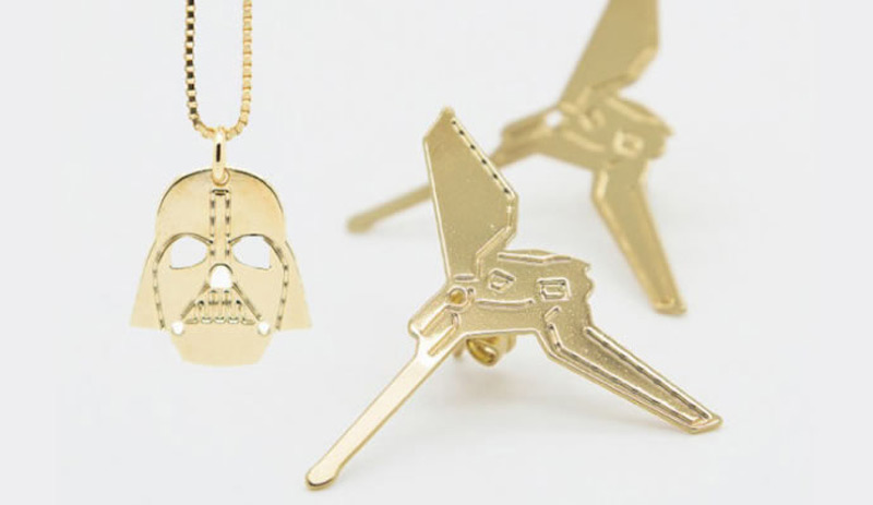 Malaika Raiss Launches Star Wars Jewelry Collection