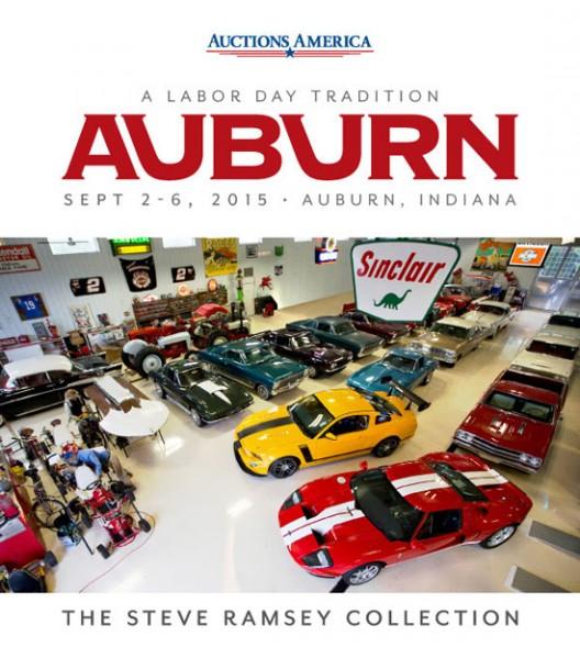 Auburn Fall 2015 The Steve Ramsey Collection