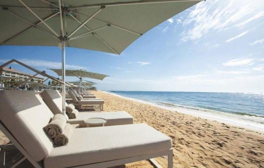 Is The Mulia the World's Best Beach Resort?