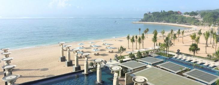 The #1 Beach Resort in the World – The Mulia, Mulia Resort & Villas