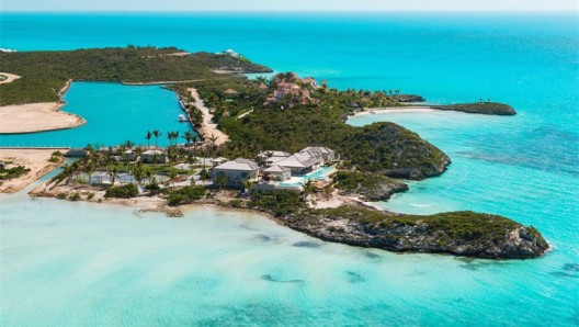 4.57-Acre Turks & Caicos Paradise Seeks $25-Million