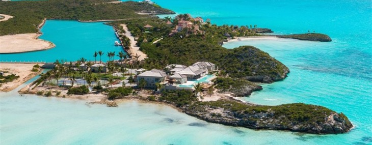 Tropical Paradise In Turks & Caicos On The Market