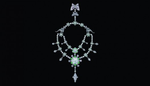 A Heritage in Bloom - $200 Million Jade Necklace