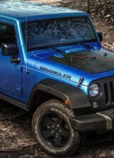 Special 2016 Jeep Wrangler Black Bear Edition