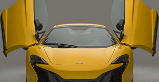 Improved McLaren 650S For 2016