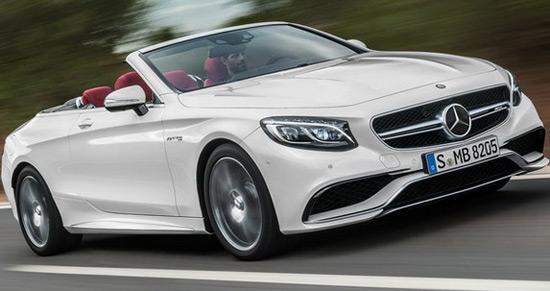 2016 Mercedes S Cl Convertible