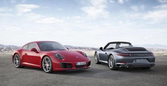 Porsche 911 Model For 2016