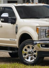 Ford F-Series Super Duty For 2017