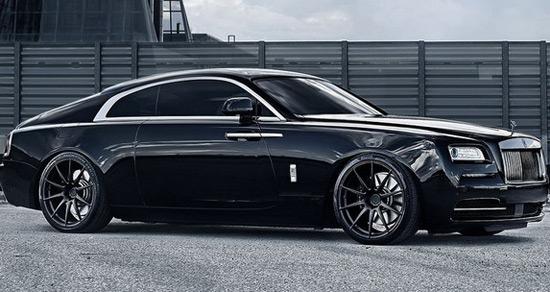 ADV.1 Wheels Rolls-Royce Wraith