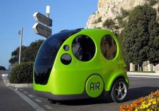 AIRPod Car