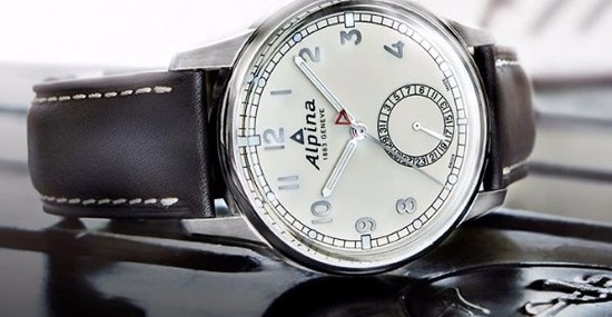 "New Luxury Timepiece – THE ""ALPINER 4 MANUFACTURE FLYBACK CHRONOGRAPH"""