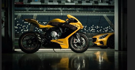 Mercedes-AMG And MV Agusta