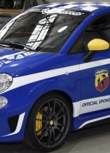 Abarth 695 Yamaha Factory Racing Edition