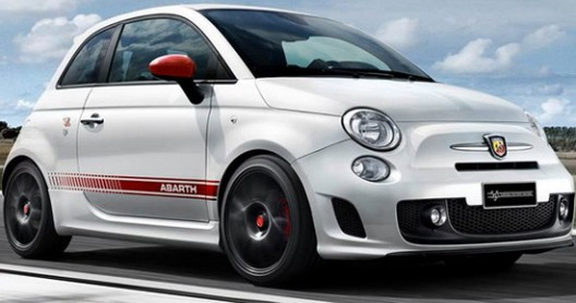 Abarth 595 Yamaha Factory Racing Edition And Abarth 695 Biposto Record