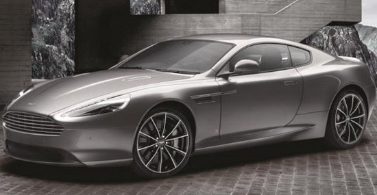 Special And Limited Aston Martin DB9 GT Bond Edition