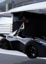BAC Mono Marine Edition, Racing Car Just For Yacht Owners