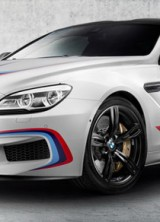Powerful BMW M6 With Competition Package
