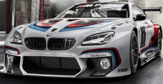 BMW M6 GT3 Officially At Frankfurt Motor Show
