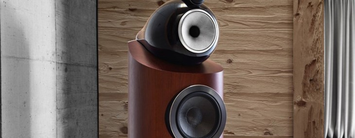 Reborn – B&W 800 Series Diamond Speakers