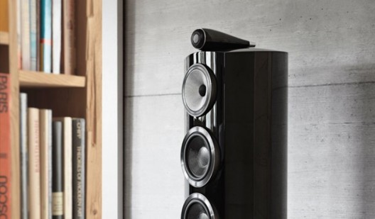 Reborn - B&W 800 Series Diamond Speakers