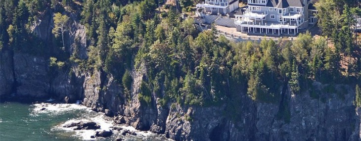 Amazing Clifftop Residence With Awe-Inspiring View of Frenchman Bay