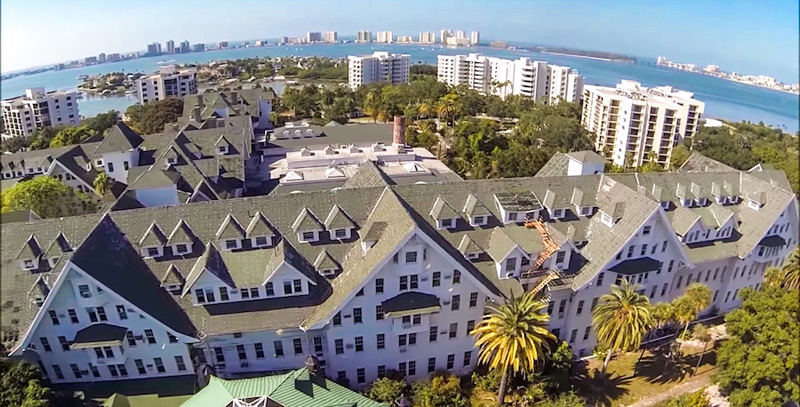 Demolition Underway At Florida's Historic 820,000 Sq. Ft. 'Belleview Biltmore Resort & Spa