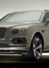 Bentley Bentayga With New Styling Pack