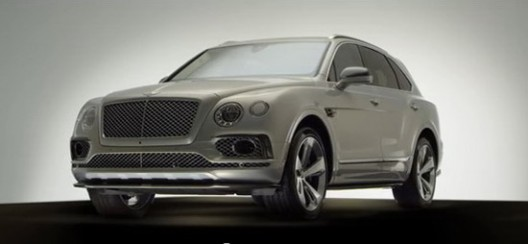 Bentley Bentayga Styling Pack