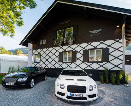 Book Your Stay At Bentley's Luxurious Chalets In Austria