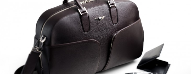 Bentley's New Luxury Accessory Collection To Debut At Frankfurt 2015