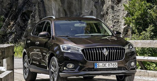 Welcome Back! The First New Borgward Model After 54 Years!