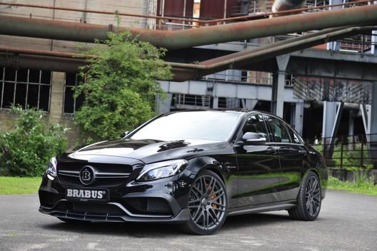 Brabus Mercedes-AMG C 63S