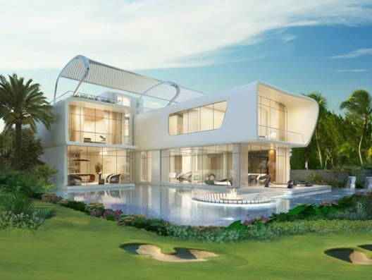 Worlds First Bugatti-Branded Homes In Dubai
