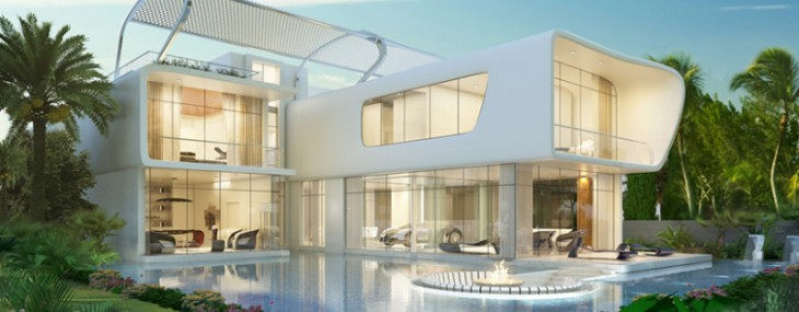 Worlds First Bugatti-Branded Homes In Dubai