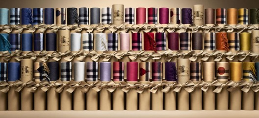 Pick Your Favorite Version Of Burberry Scarf At New 'Scarf Bar'