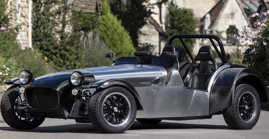 Caterham Superlight Twenty Special Edition