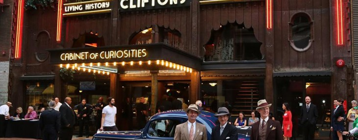 Downtown's Iconic Clifton's Cafeteria Is Finally Reopening After $10 Million Renovation