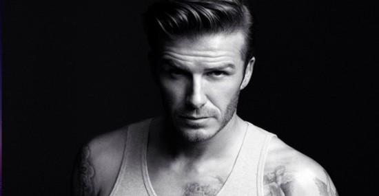 David Beckham Teamed Up With Kent & Curwen