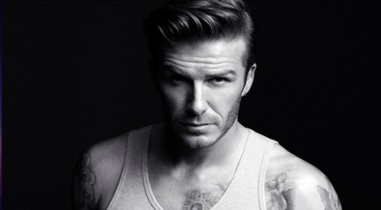 David Beckham Teamed Up With Kent & Curwen