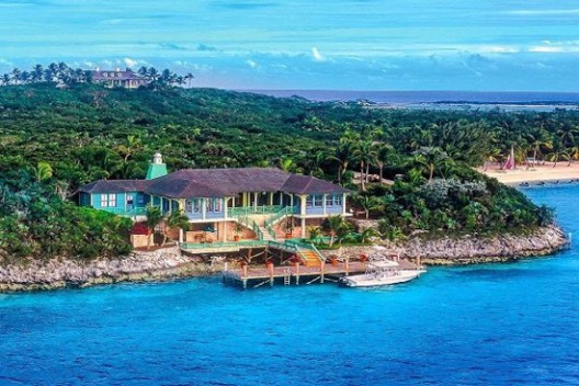 David Copperfield's Private Island