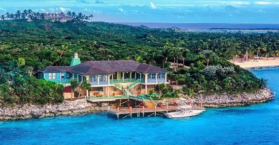 Rent David Copperfield's Private Island – $57,000 Night