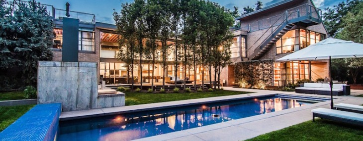Thomas Briner Designed Denver Residence Lists For $4-Million