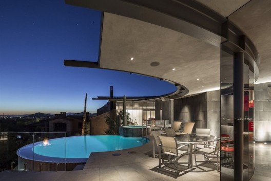 Dramatic Scorpion House in Scottsdale On Sale For $5.5 Million