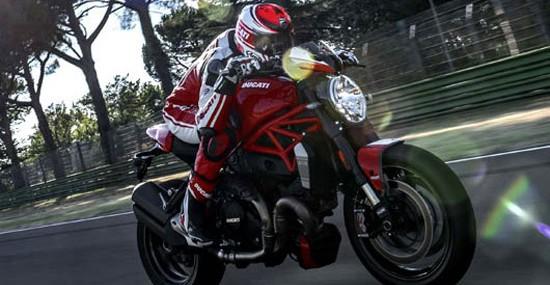 New Ducati Monster 1200 R