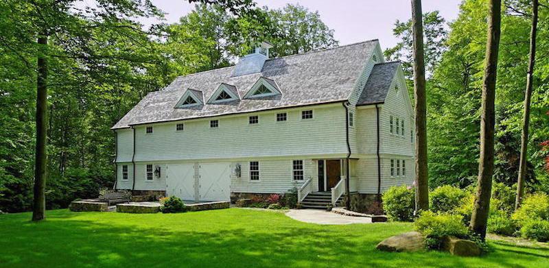 Elite Retreat-Like Estate In New Canaan On Sale