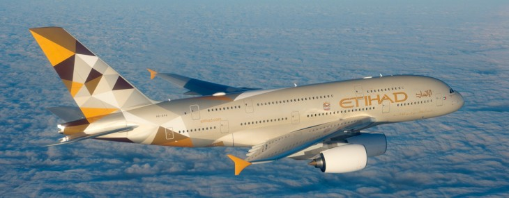 Etihad Airways Teamed Up With Chapman Freeborn To Promote Luxury Flight Services