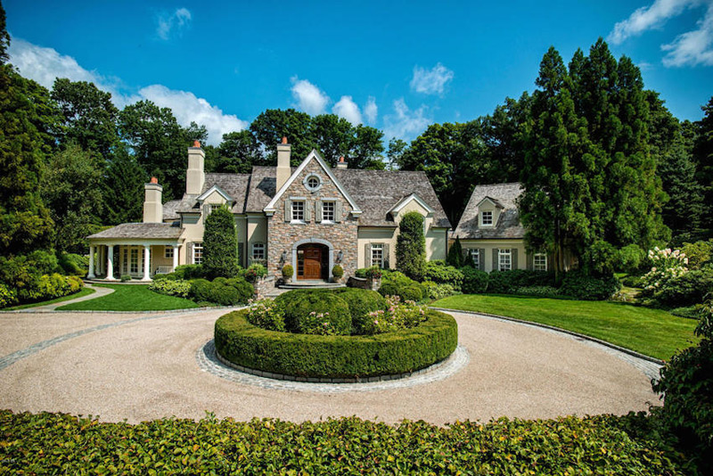 European Country Manor In Greenwich On Sale For $5.995 Million